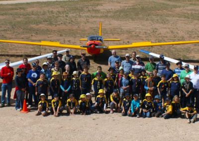 Glider Group Shot